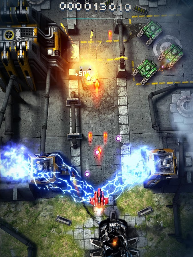 Sky Force 2014- screenshot