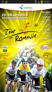 Tour de Romandie - screenshot thumbnail