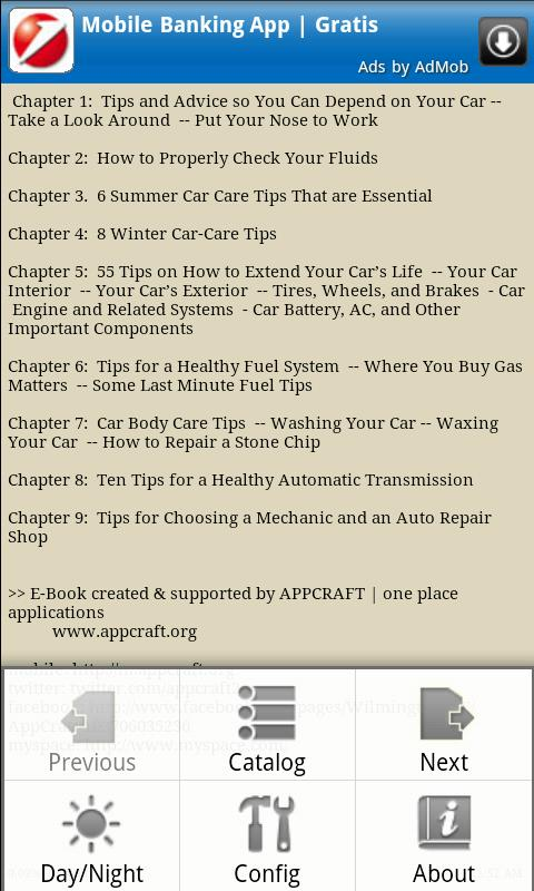 Simple Car Care - screenshot
