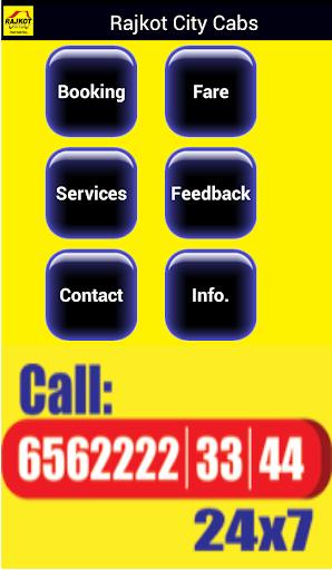 玩旅遊App|Rajkot City Cabs免費|APP試玩