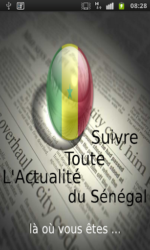 Sénégal NewsPapers