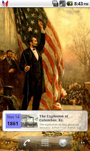 A. Lincoln Live HD+ Wallpaper