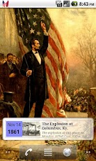 A. Lincoln Live HD  Wallpaper Android Education