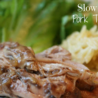 Slow Cooker Pork Tenderloin.