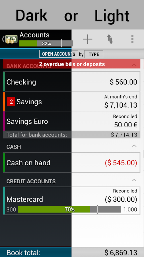 anMoney Budget & Finance PRO- screenshot
