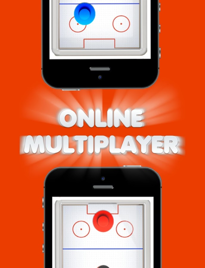 Hockey Multiplayer Online Free- screenshot