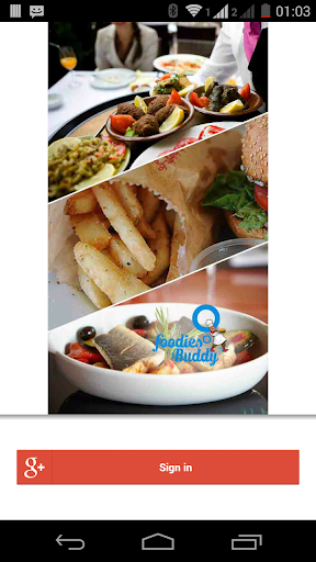 Restaurant App With Chat2