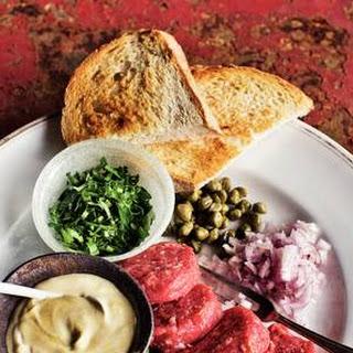 Steak Tartaar Van Ossenworst
