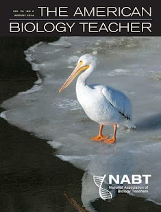 The American Biology Teacher- screenshot thumbnail
