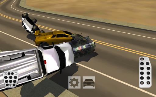 先進的坦克模擬器3D
