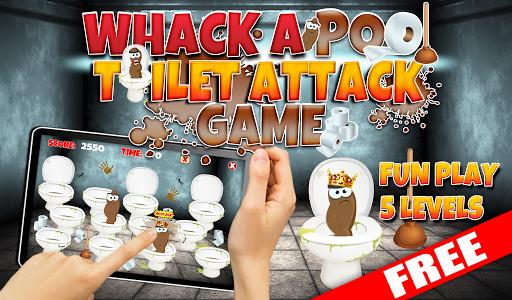 FREE Whack A Poo Toilet Farts