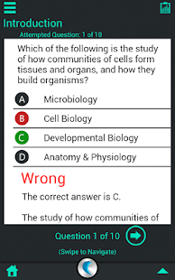 Biology by WAGmob - screenshot thumbnail