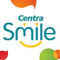 Centra Smile logo