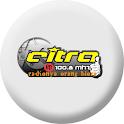 Citra 100.8 FM – Blora logo