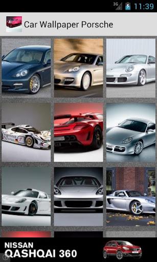 Car Wallpaper Porsche