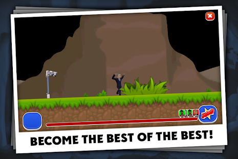 Hero Run 3D - screenshot thumbnail