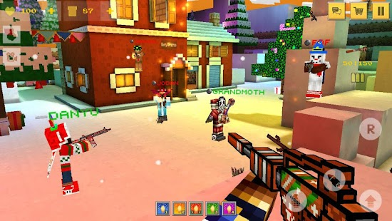 Block Force - Cops N Robbers- screenshot thumbnail