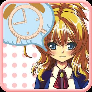 娱乐のPeace Love目覚ましアプリ~りりかVer.~ LOGO-記事Game