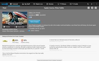 Screenshot of Fetch TV