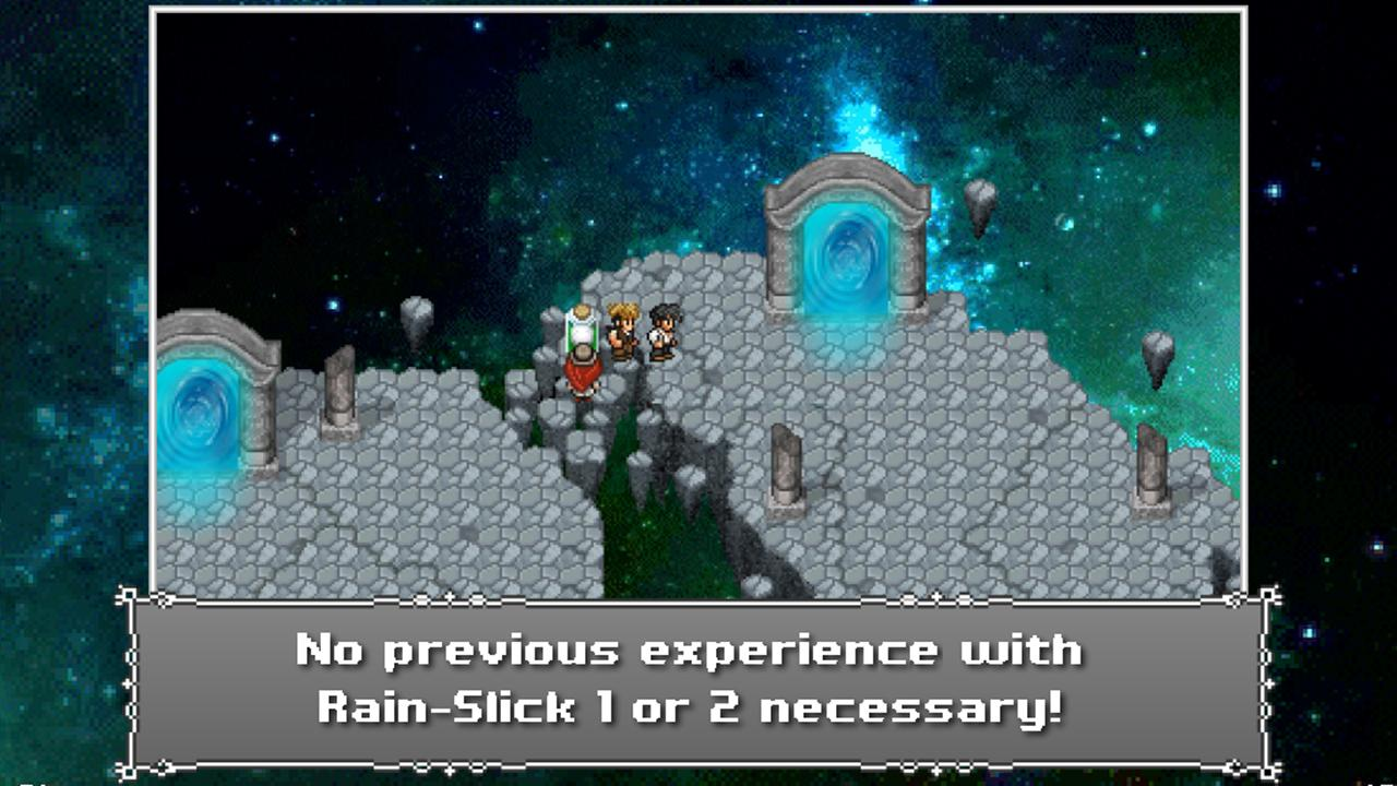 Penny Arcade's Rain-Slick 3 - screenshot