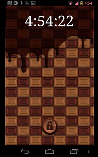 チョコレートロックスクリーン