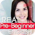 Real English PreBeginner Vol.1 logo