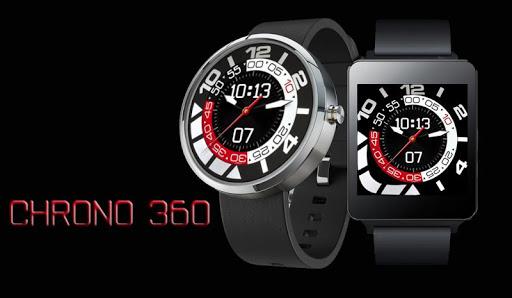 Chrono 360-Watch Face Moto 360