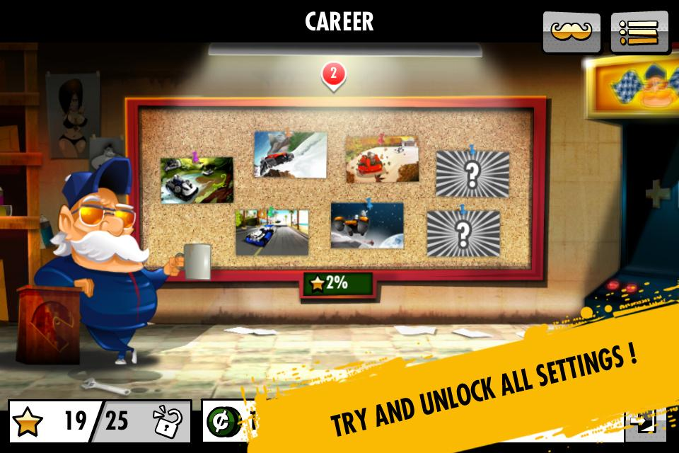 Red Bull Kart Fighter 3- screenshot