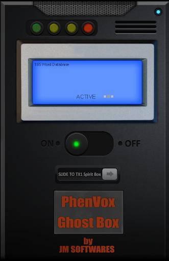 TX1 PhenVox Ghost Bundle