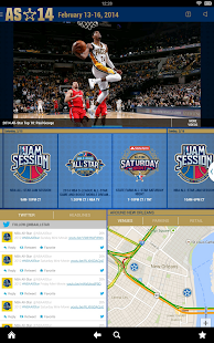 NBA Game Time for Tablets - screenshot thumbnail