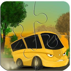 Cars &Trucks-Puzzles for Kids for PC and MAC