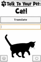 Screenshot of Talk To Your Pet: Cat 2