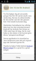 Screenshot of Tio Öre