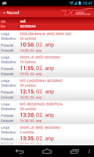 Niš-ekspres- screenshot thumbnail