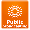 Public Radio & Podcast logo