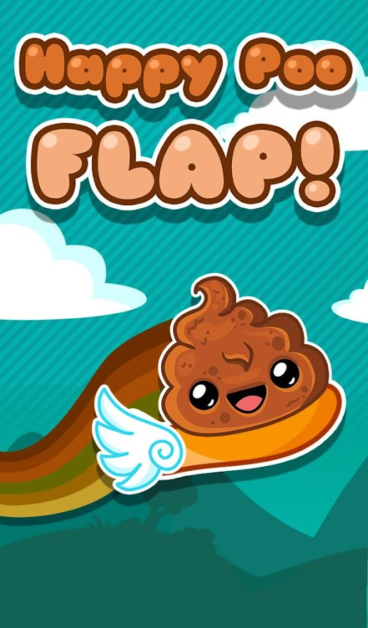 Happy Poo Flap - screenshot
