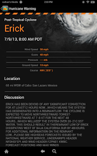 MyRadar Weather Radar Ad Free - screenshot thumbnail