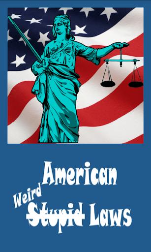 American Weird Laws