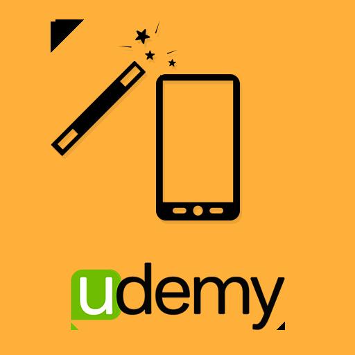 Learn AppBaker - Udemy Course LOGO-APP點子