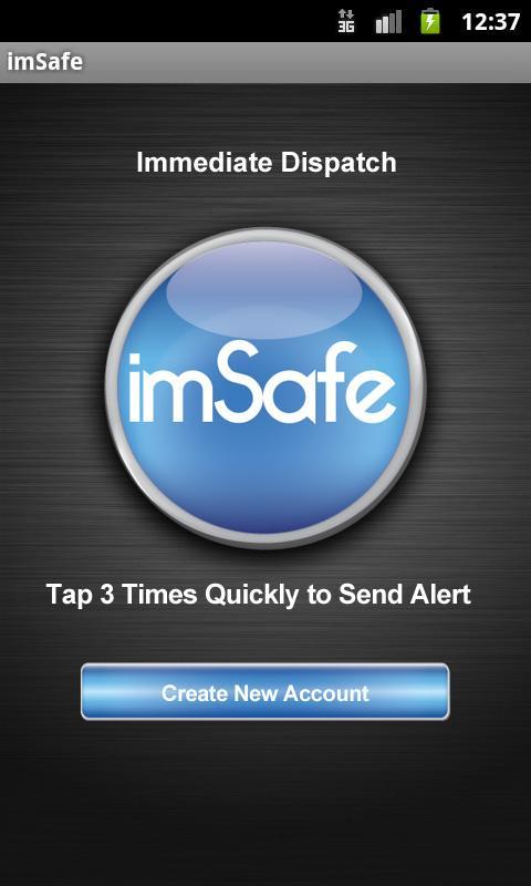 imSafe- screenshot