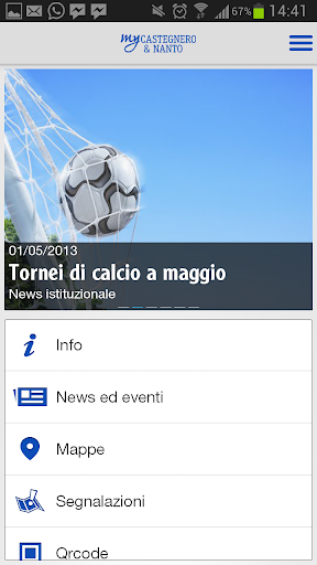 【免費旅遊App】MyCastegnero&Nanto-APP點子
