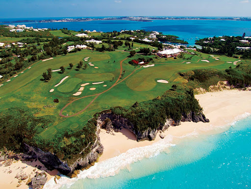 mid-ocean-golf-Bermuda - The Mid Ocean Club offers a fabulous golf experience on Bermuda.