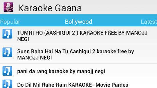 Indian Karaoke Free 音樂 App-癮科技App