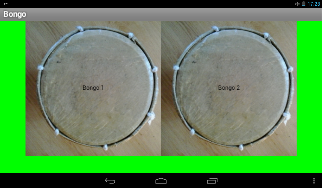 Bongo Drums- screenshot