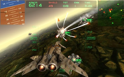 Fractal Combat X (Premium) Screenshot 19