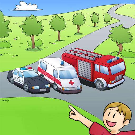 教育App|神奇的汽车 - 儿童故事书 LOGO-3C達人阿輝的APP