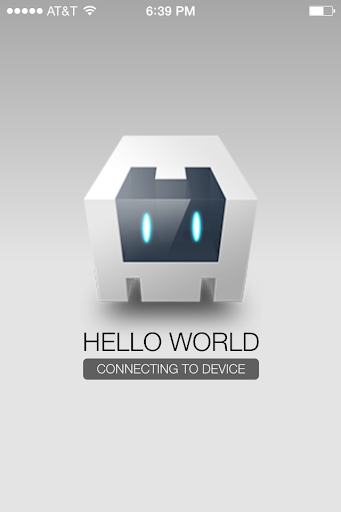 Hello World Phonegap