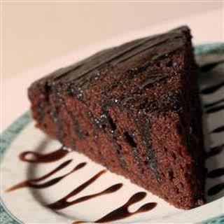 Chocolate Oil Cake.