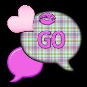 GO SMS THEME/PlaidCloudKisses2