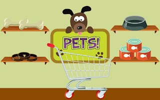 Screenshot of Baby Goes Shopping